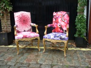 Master Upholsterers   Chair (Master Upholsterers Images/Work)