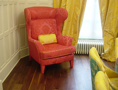 Master Upholsterers Enfield, Chair